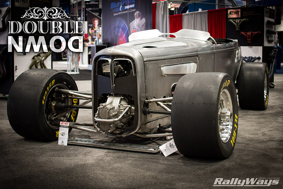 Double Down 1932 Ford Roadster Jet-Hot Rod Build - RallyWays