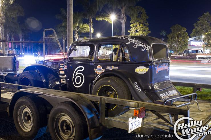 Historic Race Car
