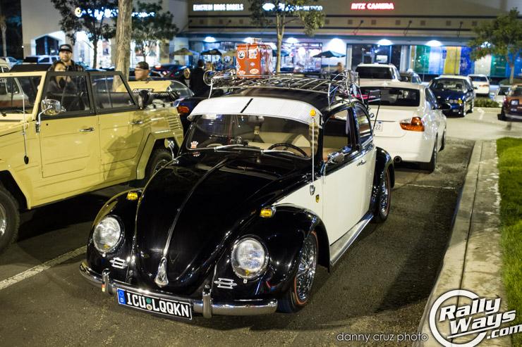 Modded Custom VW Beetle