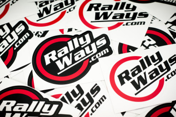 RallyWays Decals