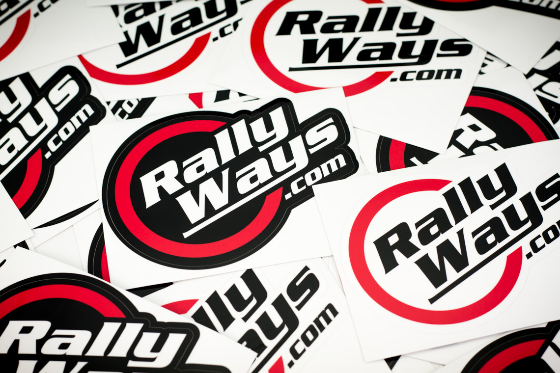 RallyWays Stickers Cover
