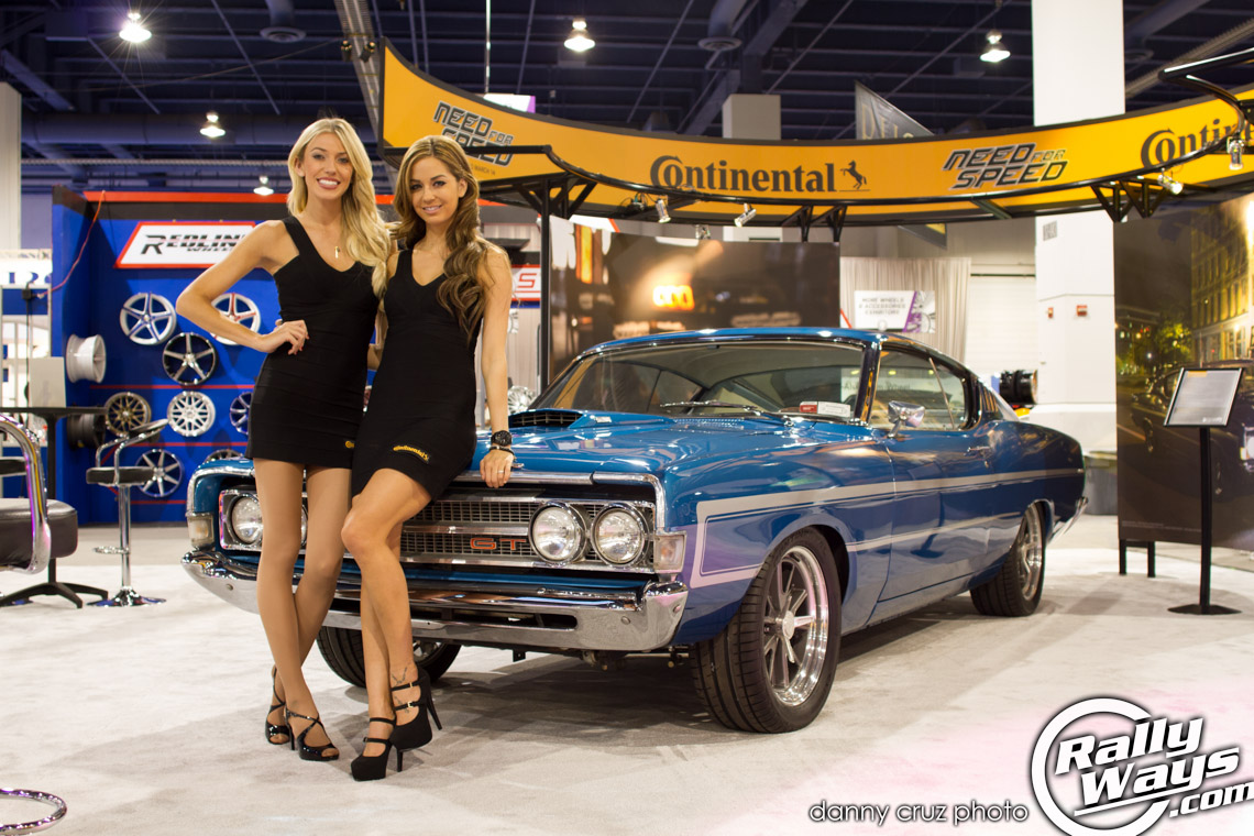 Sema Show 2013 Day 2 Highlights Rallyways