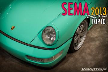 SEMA 2013 RallyWays Top 10 Best Cars