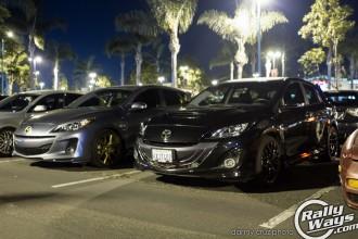 Mazda 3 Buddies