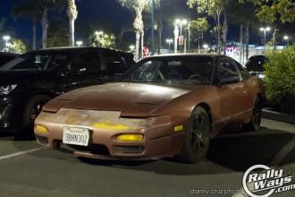 Powerful Nissan 240sx