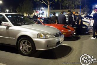 Hondas and Miatas