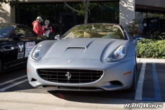 Ferrari California at Targa Trophy Holiday Cruise