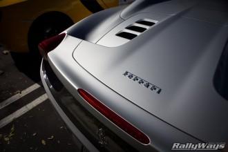 Ferrari 458 Creative Shot