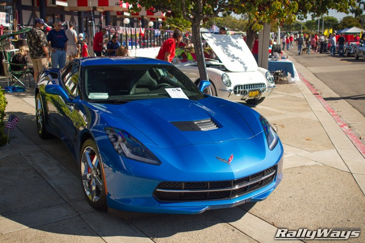 2014 C7 Corvette Stingray