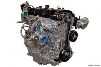 2015 Mustang 2.3 Liter EcoBoost Engine