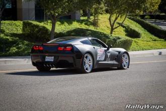 Corvette C7 Targa Trophy
