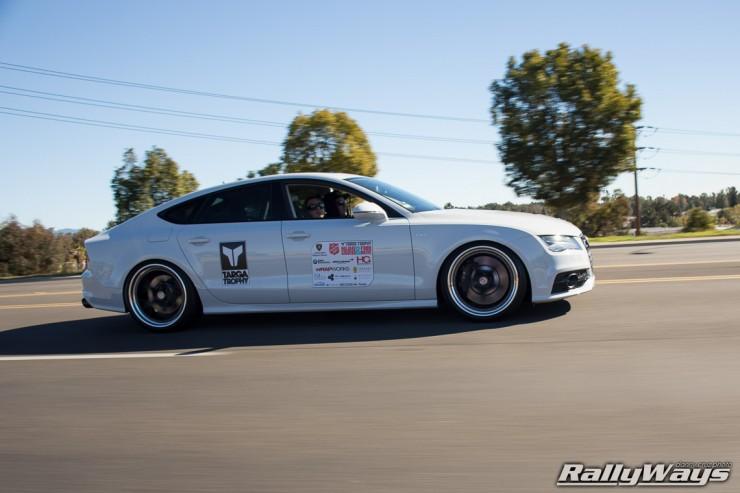More Audi Representation