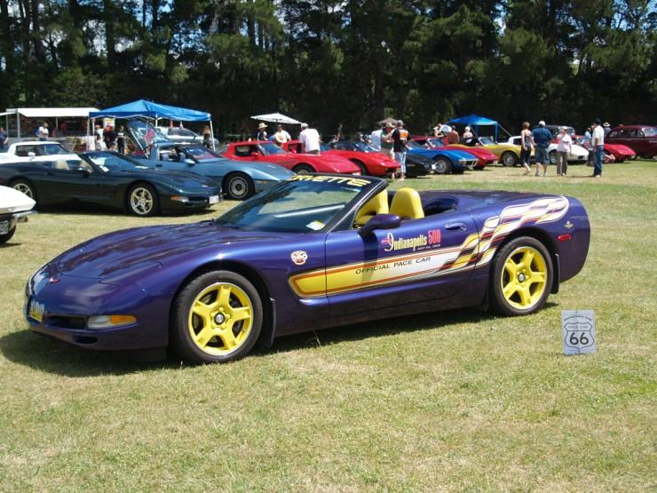1998 Corvette Pace Car