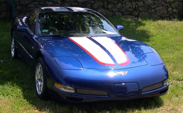 2004 Corvette Commemorative  Edition ZO6
