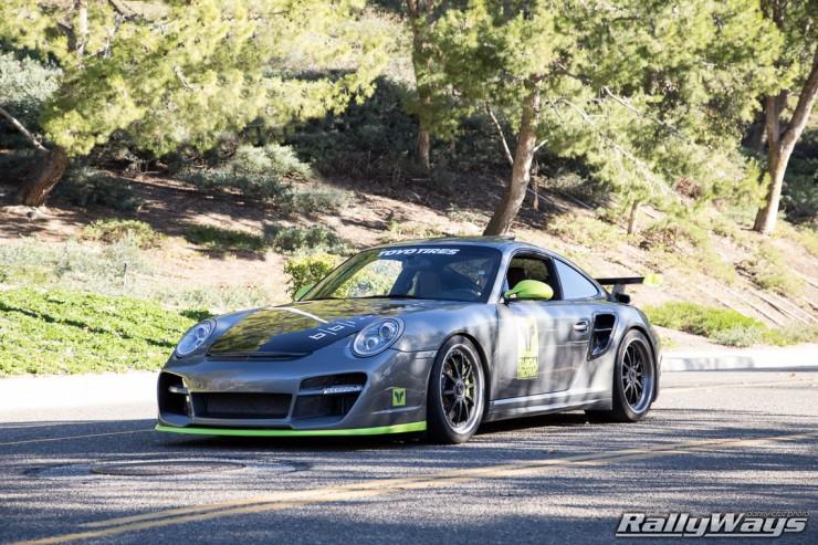 BBI Porsche 997 Turbo S