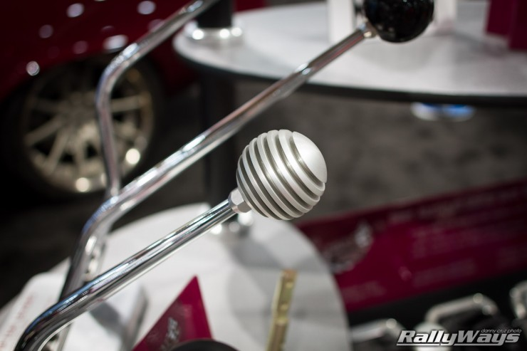Lokar Billet Shift Knob