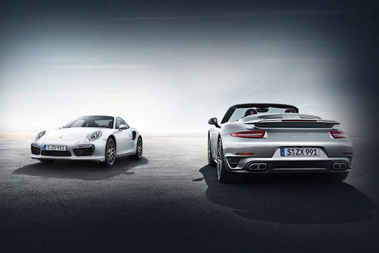 New Porsche 911 Turbo and Turbo S