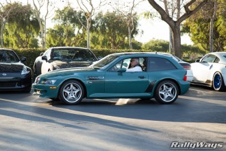 BMW M Coupe Evergreen