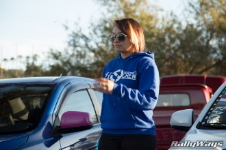 Car Show Girl Attendee