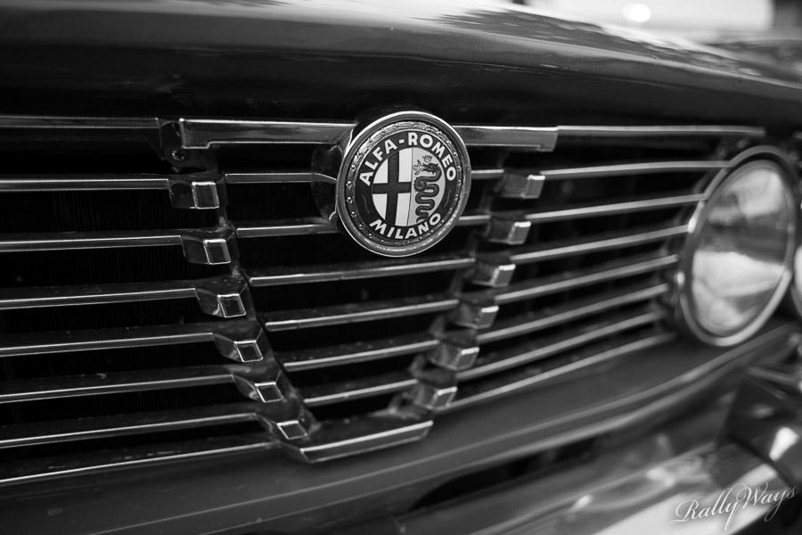 Alfa Romeo GTV Grille