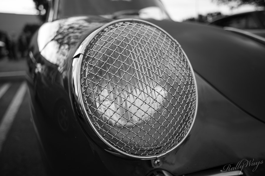 Porsche 911 Headlight Mesh