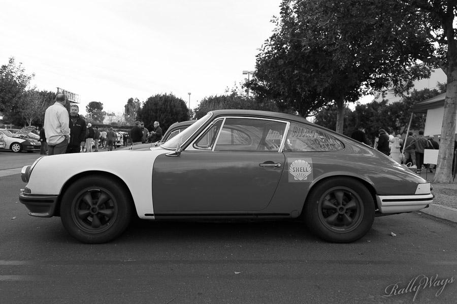 Old Porsche 911