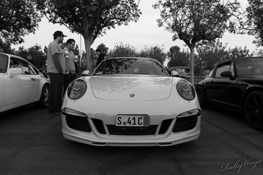 Brand New Porsche 991
