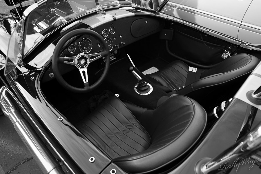 Shelby Cobra Cockpit