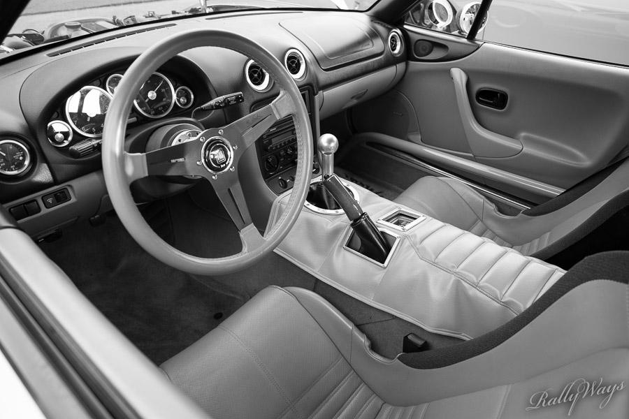 Custom NB Miata interior