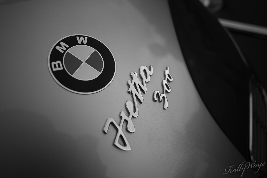 BMW Isetta 300 Badge