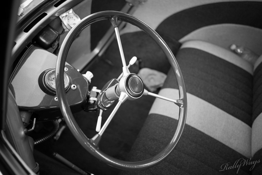 BMW Isetta Steering Wheel