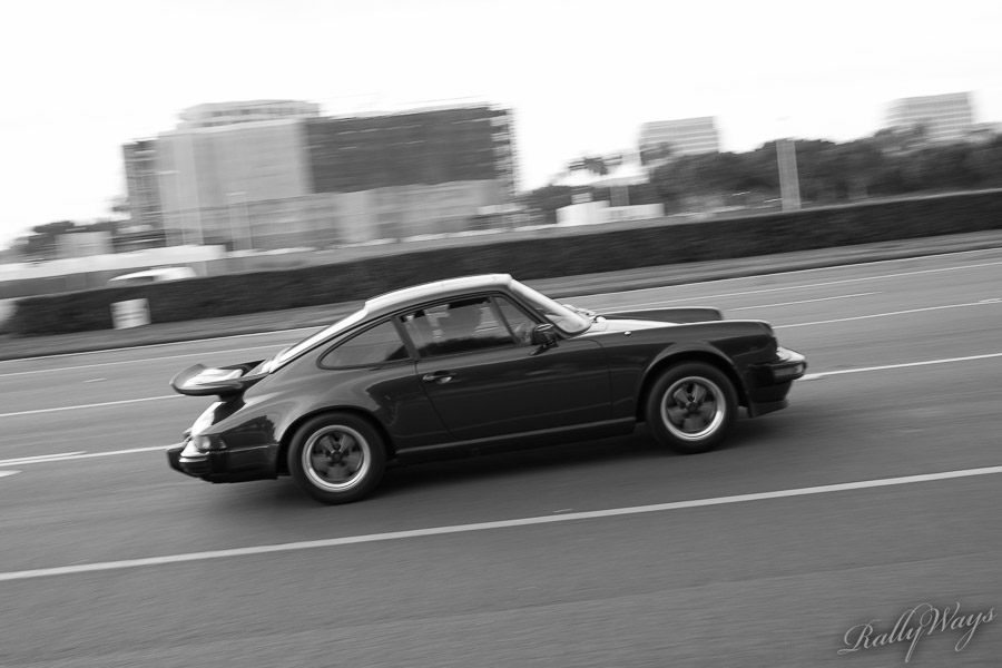 Porsche 911 Whale Tail
