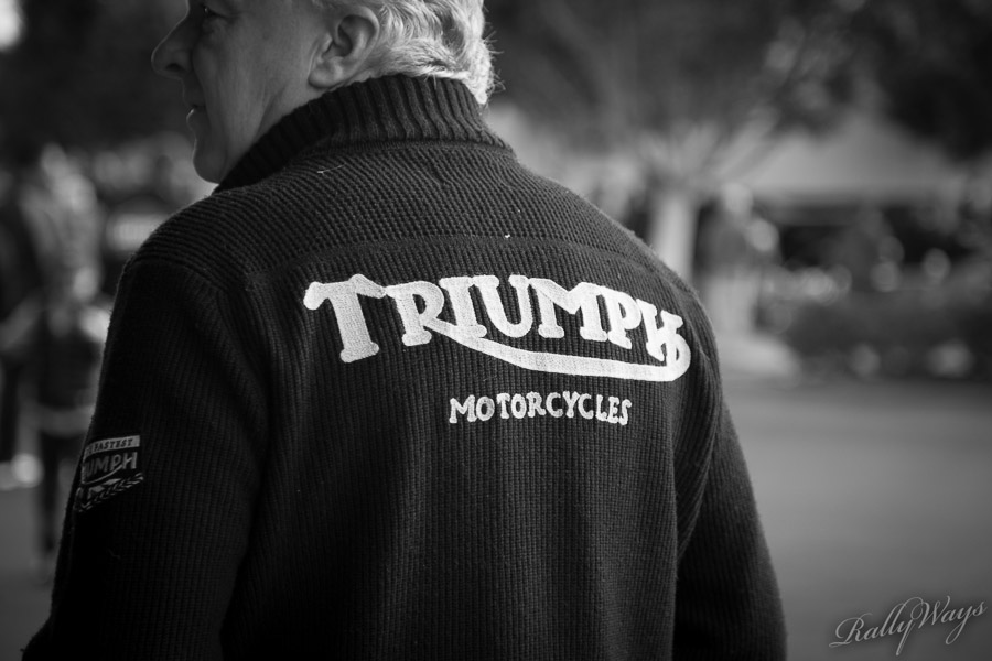 Triumph Motorcycles Sweater