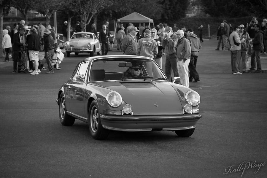 Classic Pre-1973 Porsche 911