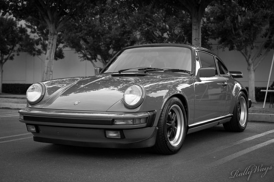 Porsche 911 Impact Bumper