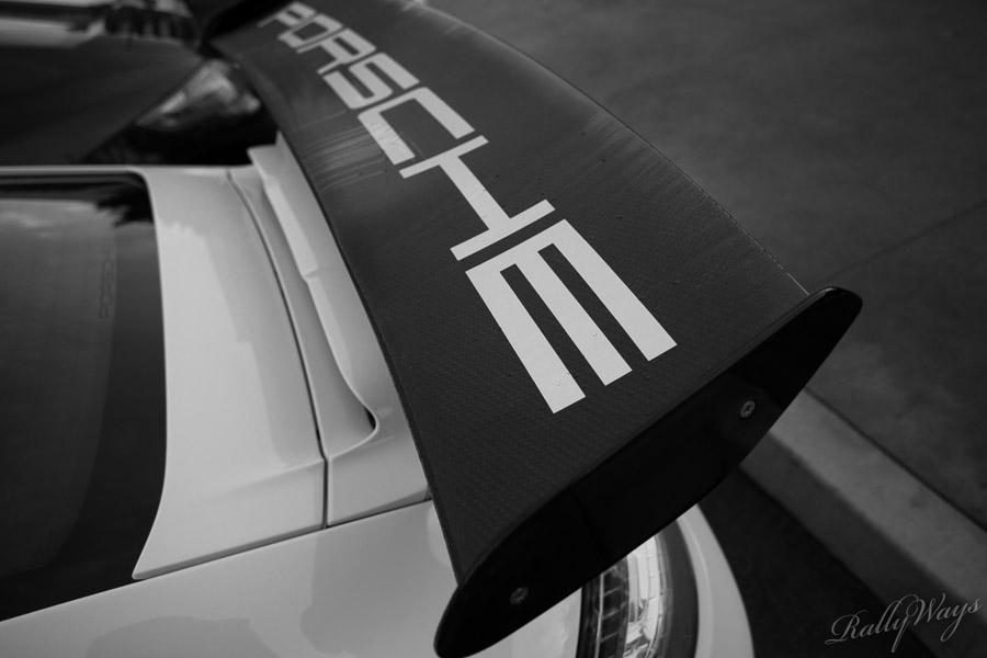 Porsche 911 Carbon Fiber Wing