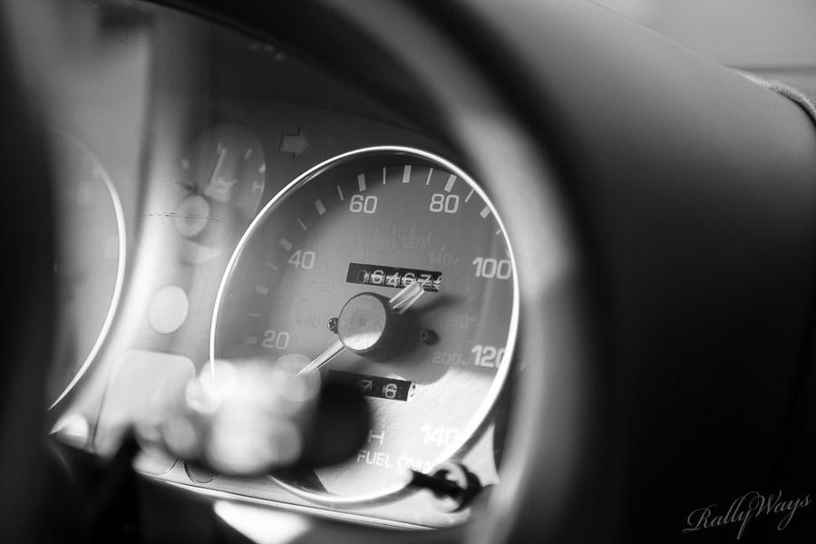 Mazda Miata Speedometer