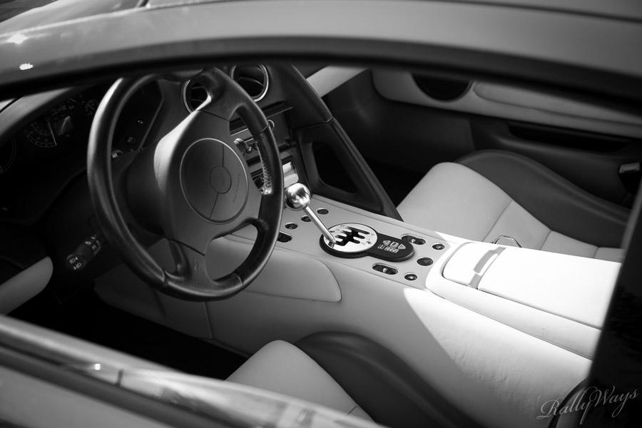 Lamborghini Murcielago Interior