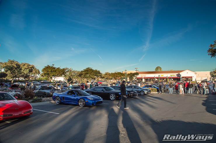 Cbad Cars and Coffee Carlsbad Blue Skies