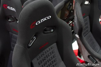 Cusco Bride Racing Seats