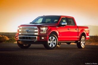 New Ford F-150 Cover