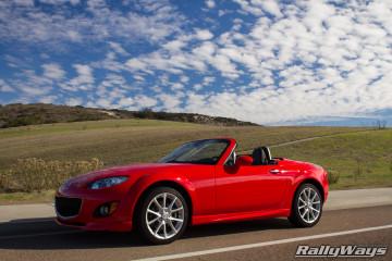 Mazda MX-5 Miata NC PRHT 2011