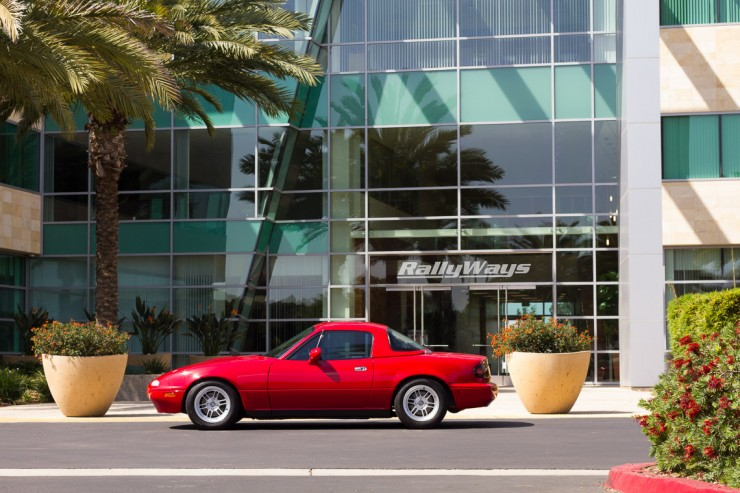 Mazda MX-5 Miata Office Building