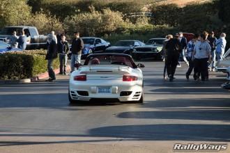 Porsche 991 997 Turbo Cabrio