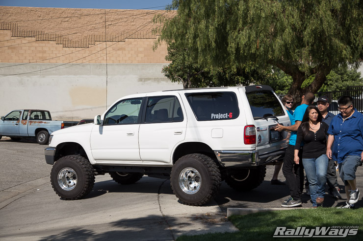 Project G Gen 3 Toyota 4Runner Lifted