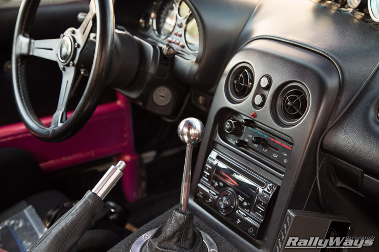 Miata Shift Extender