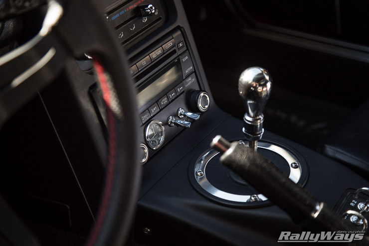 Miata Custom Shifter