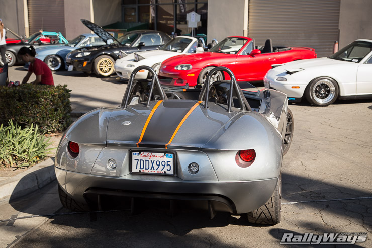MX5 Catfish Rear