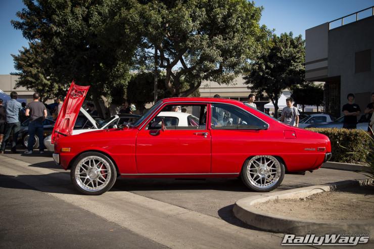 Mazda R100 Profile