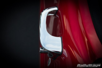 Retro Shelby Door Handles